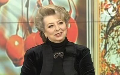 Татьяна Тарасова, дети