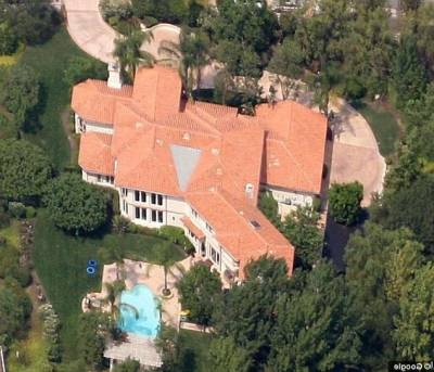 Крис Дженнер, её дом, фото
