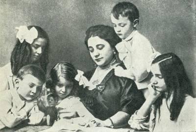 Фёдор Шаляпин, дети