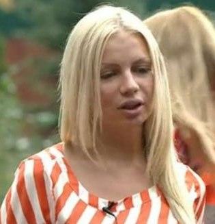 Алёна Вражевская без макияжа