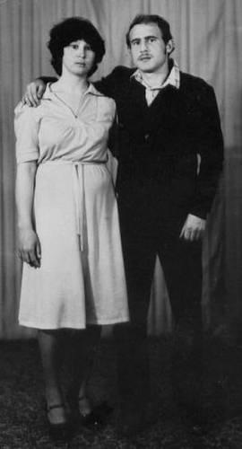 Родители Николая Должанского