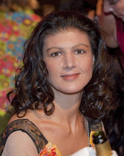 Сара Вагенкнехт в молодости