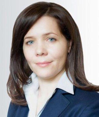 Анастасия Ракова, дочь