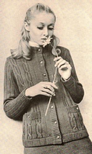 Татьяна Михалкова в молодости