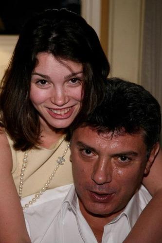 Борис Немцов, дети