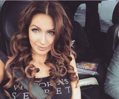 Евгения Гусева цвет волос