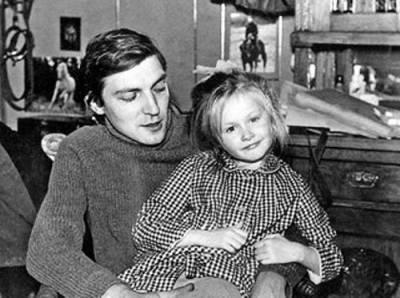 Александр Невзоров, дочь