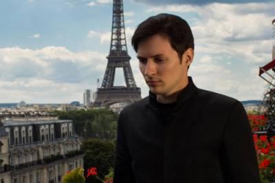 Павел Дуров опозорился