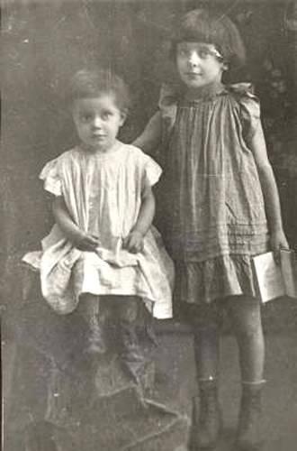 Марина Цветаева, дочь