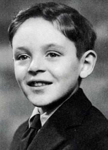 Энтони Хопкинс в молодости