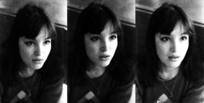 Анна Самохина в молодости
