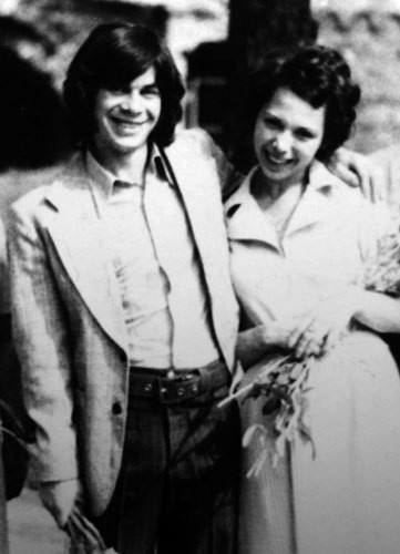 Олег Газманов, первая жена