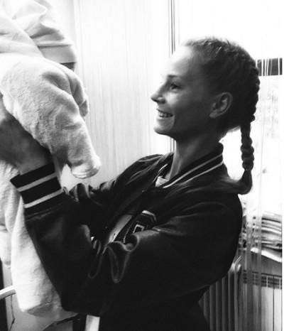 Ксения Дмитриева, дети
