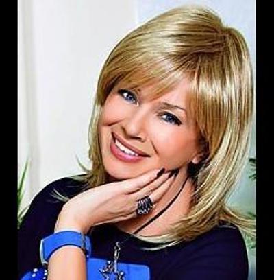 Елена Преснякова в молодости