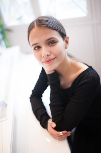 Любовь Аксенова без макияжа