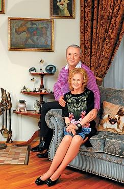 Александр Иванович - муж Дарьи Донцовой