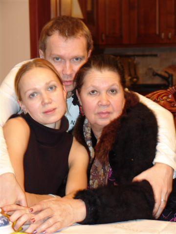 Личная жизнь Евгения Миронова