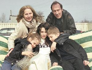 Людмила Зорина - жена Олега Янковского