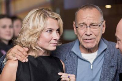 Жена Андрея Кончаловского