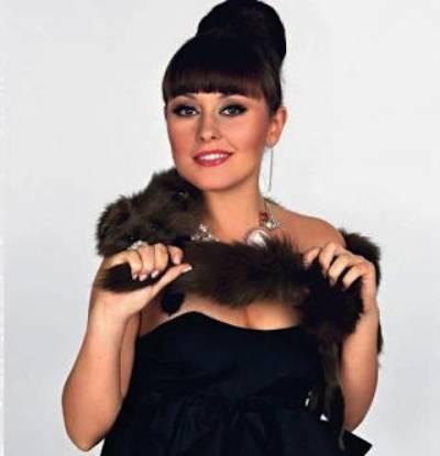 Мария Кравченко рост вес