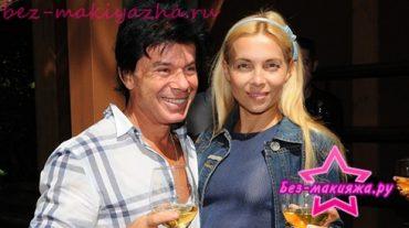 Жена Олега Газманова