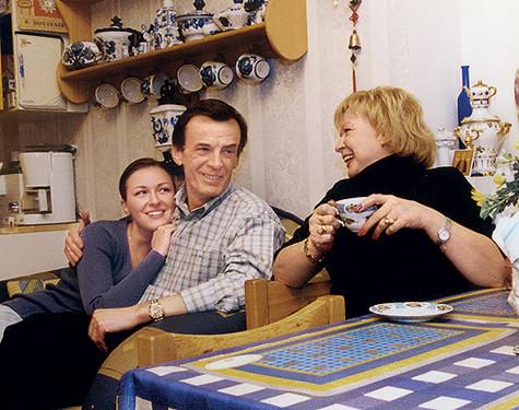 Муж Анны Тараторкиной