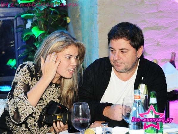 Жена Александра Цекало
