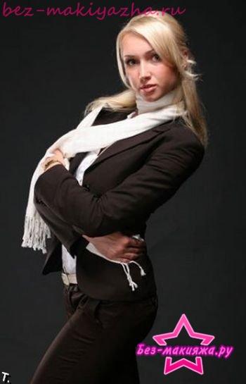 Жена Игоря Денисова