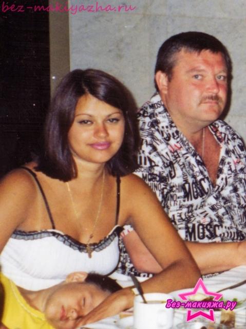 Жена Михаила Круга Ирина Круг