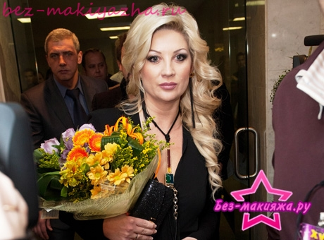 Жена Стаса Михайлова