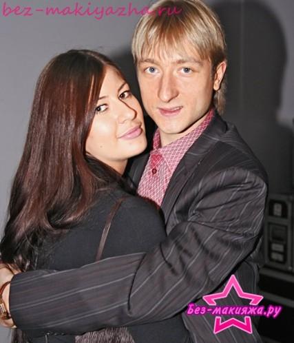 Жена Евгения Плющенко