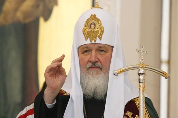 Дети Патриарха Кирилла