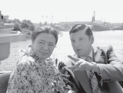 Дети Леонида Брежнева