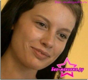 Нелли Ермолаева без макияжа