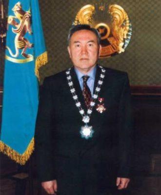 Нурсултан Назарбаев личная жизнь