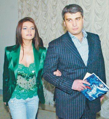 Личная жизнь Алины Кабаевой