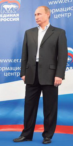 Путин Владимир Владимирович рост вес