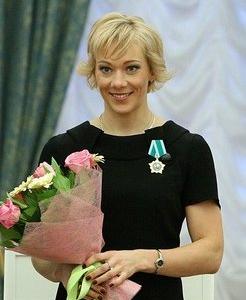 Ольга Зайцева рост и вес