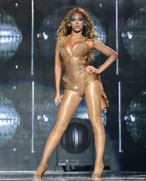 Beyonce рост вес