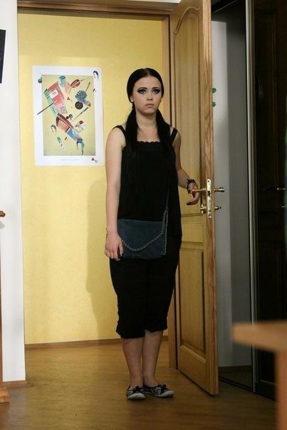Анна Кошмал рост вес