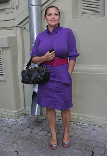 Ирина Пегова рост вес