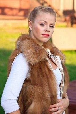 Рост и вес Оксаны Стрункиной