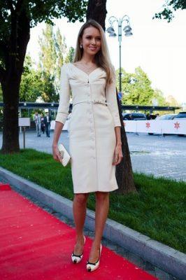 Рост и вес Ксении Сухиновой