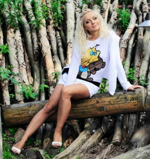 Наталья Варвина вес и рост