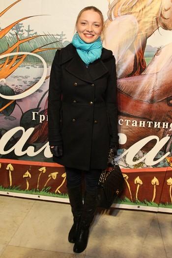 Екатерина Вилкова рост и вес
