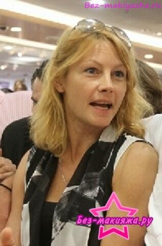 Алена Бабенко без макияжа