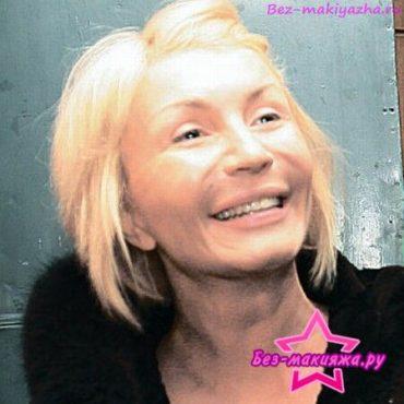 Ирина Билык без макияжа