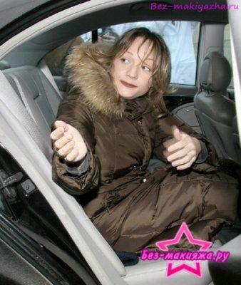 Таня Буланова без макияжа