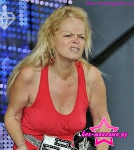 Лариса Долина без макияжа шокировала публику