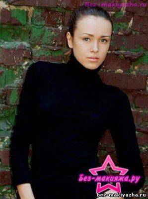 Ксения Сухинова без грима